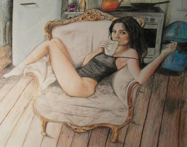 Eliza Doolittle by Vika.loves.M